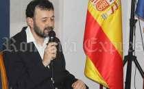 """Cel mai reputat scriitor român din Spania, Gelu Vlaşin,îşi prezintă cartea """"Ultima suflare"""" la Târgul de Carte de la Madrid"""