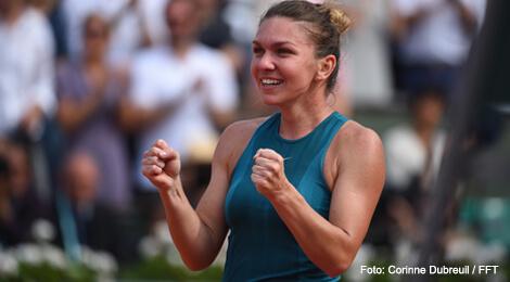 Simona Halep campioană la Roland Garros