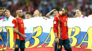 Spania eliminată de la Campionatul Mondial în optimi de către Rusia, după prelungiri şi lovituri de departajare