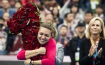 Simona Halep a urcat pe locul 10 în topul liderilor all time WTA