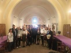 Eveniment artistic - meșteșugăresc intercultural în Brihuega 5