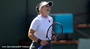 Bianca Andreescu campioană la Indian Wells