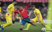 FOTBAL: România, învinsă de Spania cu 1-0 în meci amical al selecţionatelor Under-21