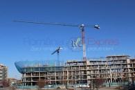 În luna februarie România a înregistrat a doua mare creştere din UE la lucrări de construcţii