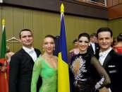"""România finalistă la """"europene"""" și """"mondiale"""" de dans sportiv"""