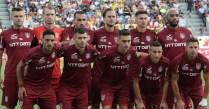 FOTBAL: CFR Cluj a reuşit calificarea în turul al doilea preliminar al Ligii Campionilor