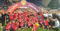 FOTBAL: FC Viitorul Constanţa a câştigat în premieră Supercupa României