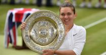 TENIS: Simona Halep a câştigat în premieră turneul de la Wimbledon!