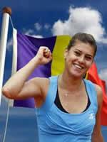 Sorana Cârstea şi Simona Halep, în sferturile turneului de la Hobard