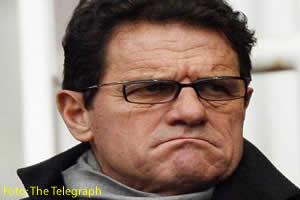 Fabio Capello a demisionat din funcţia de selecţioner al Angliei
