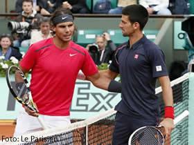 Nadal si Djokovici la Roland Garros