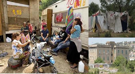 Tabăra de romi din Vendrell