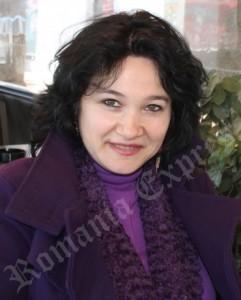 Geta Onica, preşedinta asociaţiei hispano-române Horizonte