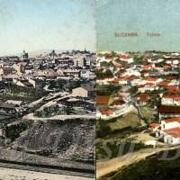 România. Moldova. Bucovina. Cernăuți și Suceava. Vedere generală