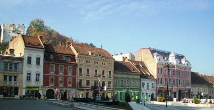 Brasov City Center