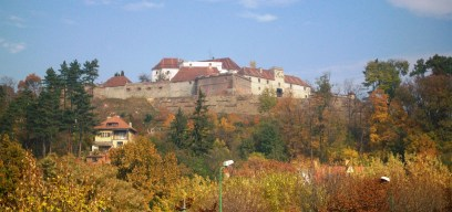 Brasov Fortress watching over the city