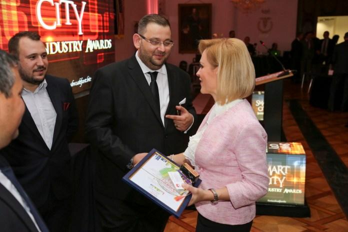 Smart City Industry Awards 2016