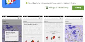 Iași Smart Turism - aplicația Traseul Memoriei pentru obiective turistice la Iași