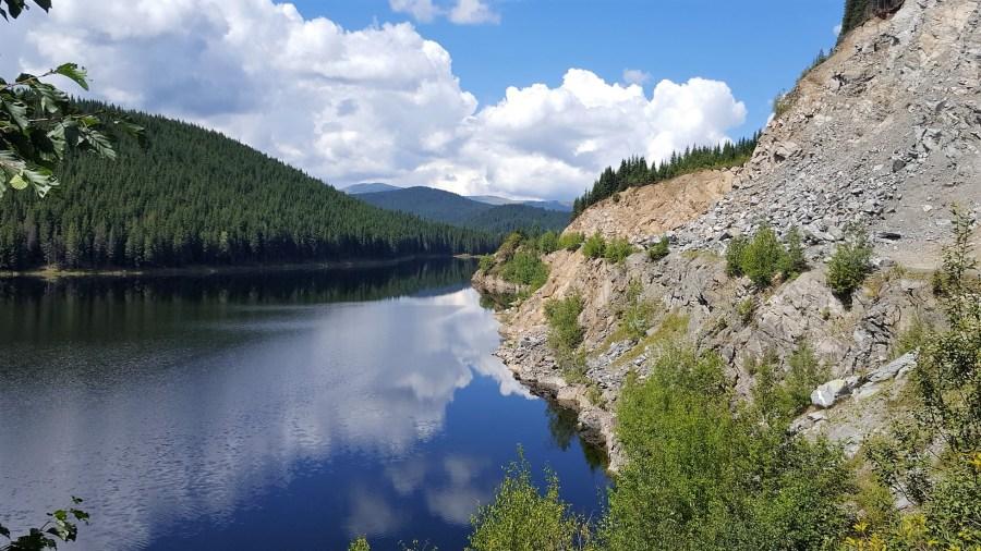 oasa lake transalpina transylvania
