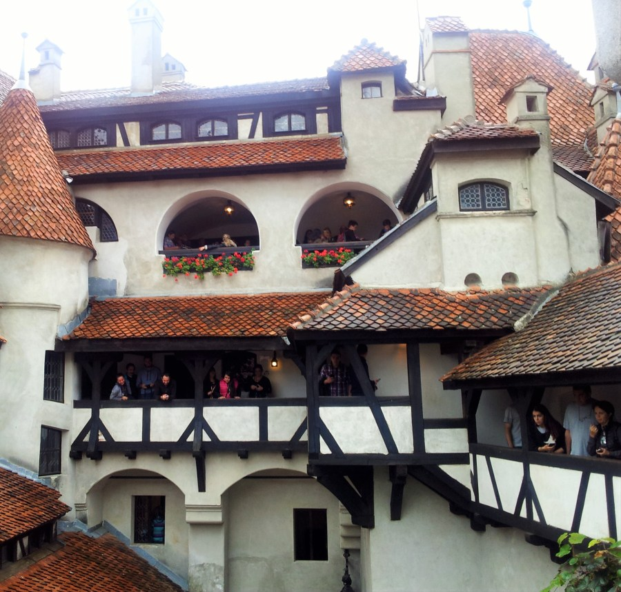 Romania Dracula Castle