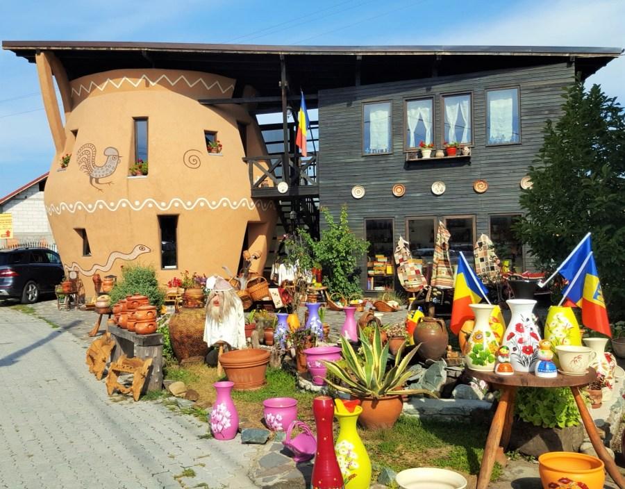 Ceramica Horezu Romania