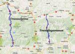 Where to stay in Transfagarasan Romania?
