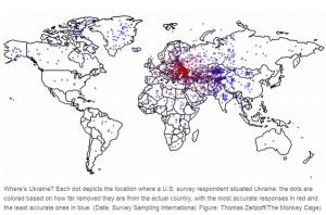 Americans-Guess-Ukraine-Location