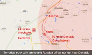 RussianOfficerDonetsk1