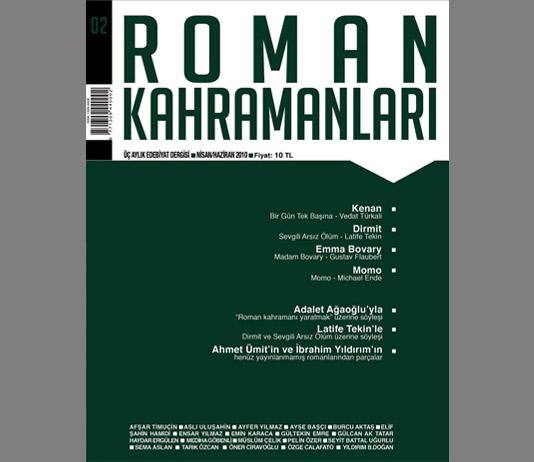 Roman Kahramanları 2. Sayı