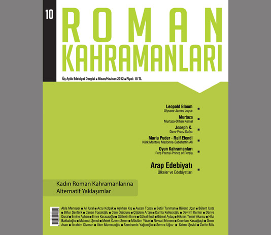 Roman Kahramanları 10. Sayı