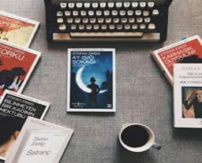 Ayışığında Bir Gölge Stefan Zweig