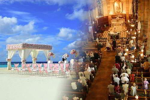 fotos de bodas en diferentes ambientesv