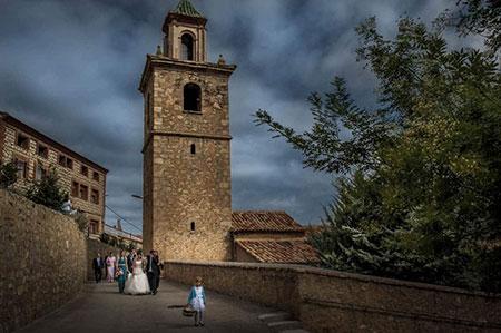 fotógrafos de bodas en Teruel