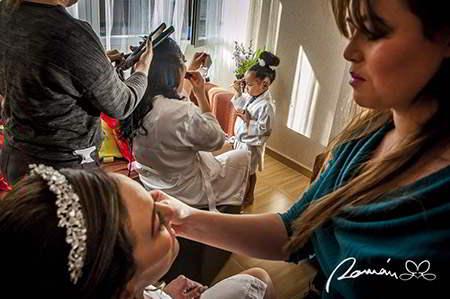 fotos de bodas con estilo-Román Larrodé