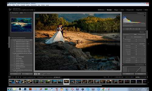 fotos de boda procesadas