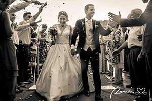 Fotógrafo de bodas civiles y románticas