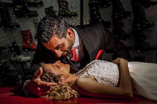fotógrafo de bodas de cuento en madrid
