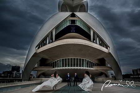 Fotógrafos de bodas en Valencia-Román Larrodé