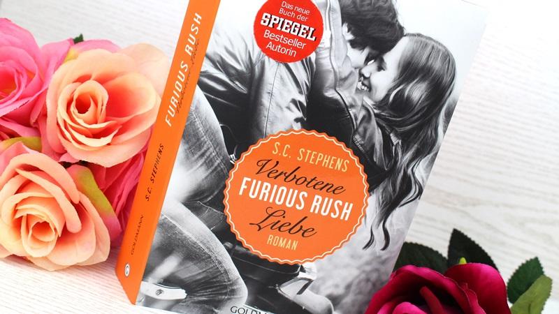 S.C. Stephens – Furious Rush: Verbotene Liebe