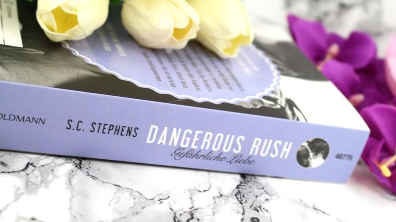 S.C. Stephens – Dangerous Rush: Gefährliche Liebe (Band 2)