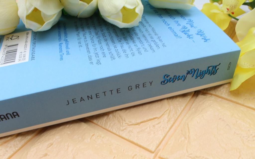Jeanette Grey – Seven Nights New York