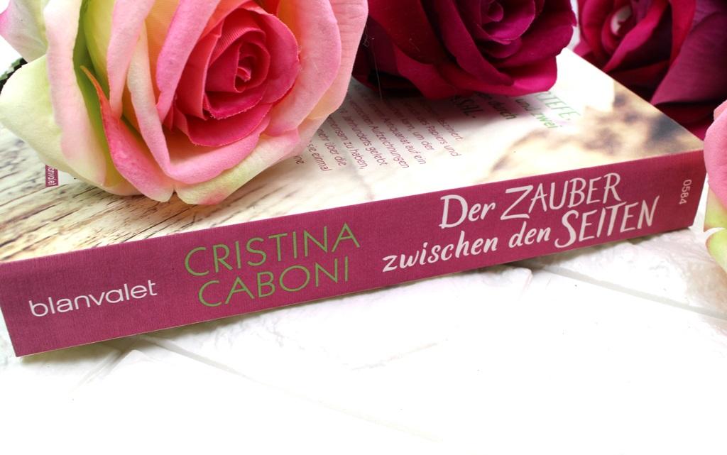 Der Zauber zwischen den Seiten von Cristina Caboni