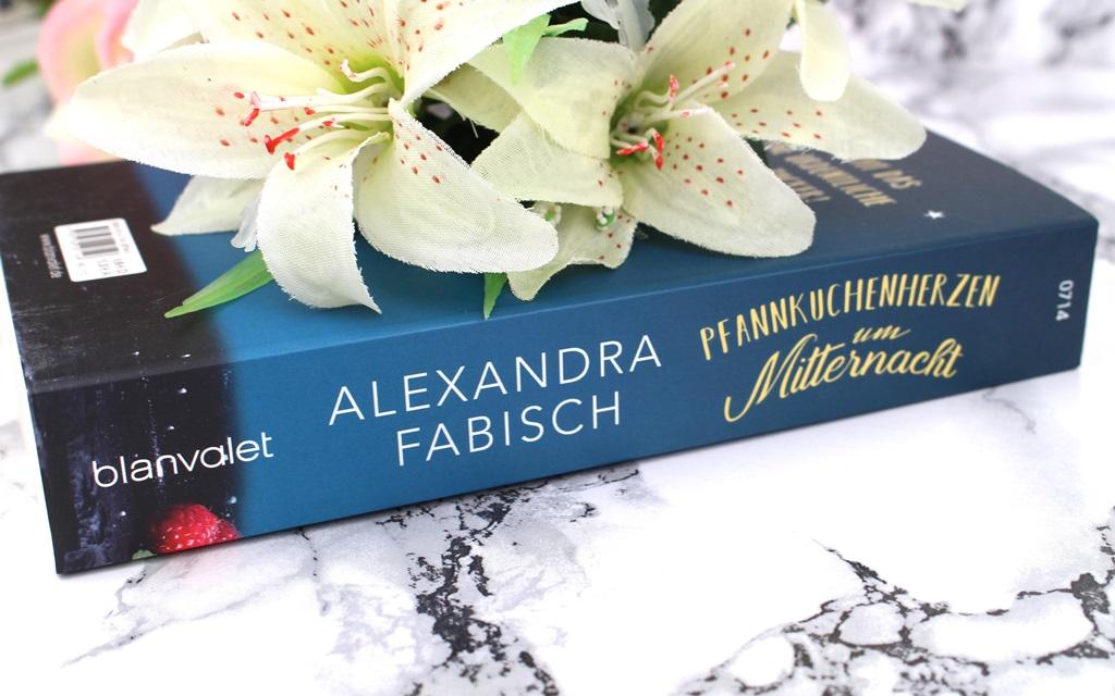 Alexandra Fabisch – Pfannkuchenherzen um Mitternacht