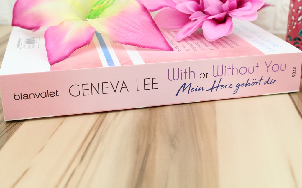Geneva Lee – With or without you (Girls in Love Band 2)