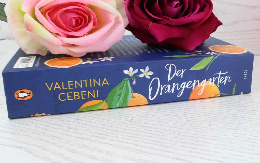 Valentina Cebeni – Der Orangengarten
