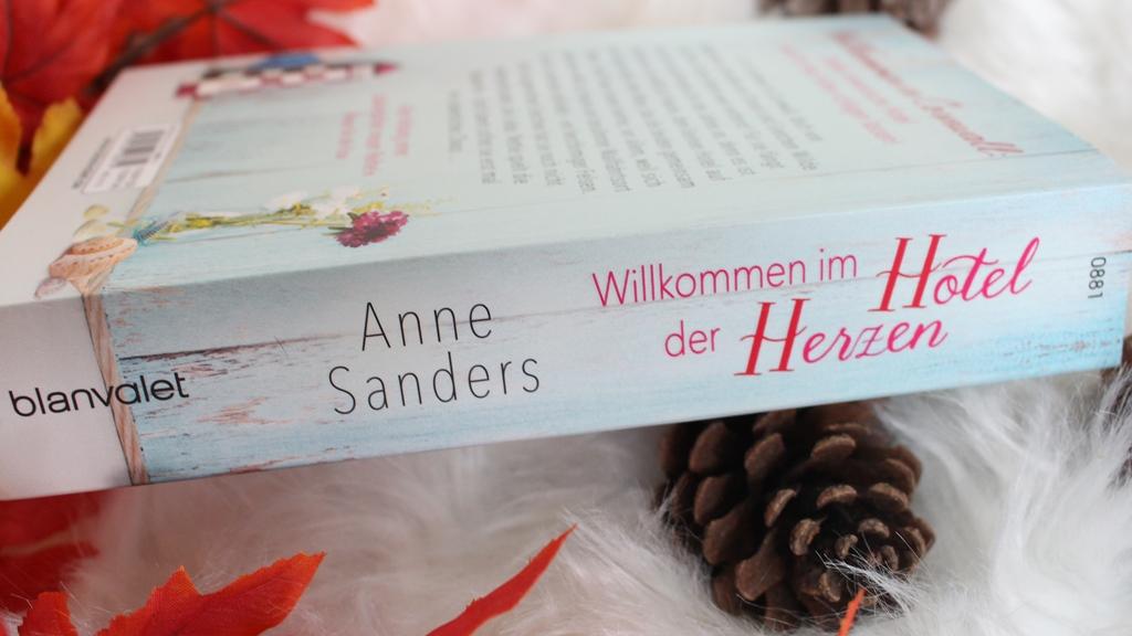Anne Sanders – Willkommen im Hotel der Herzen