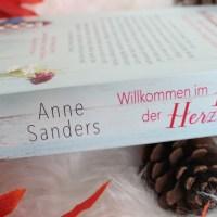 Anne Sanders - Willkommen im Hotel der Herzen