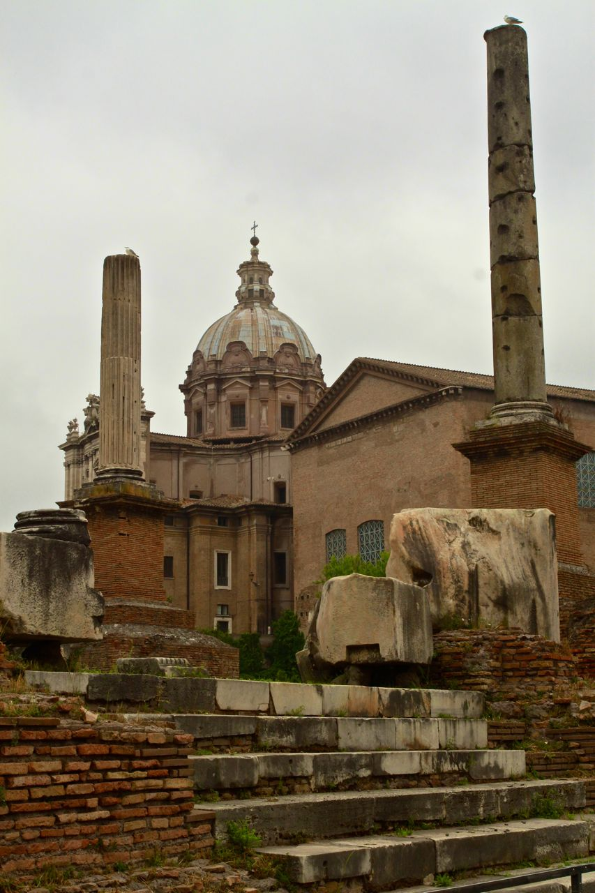 The Colossus That Is Rome Luminosity