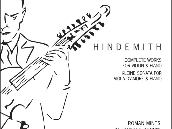 Hindemith: Complete Works for Violin and Piano