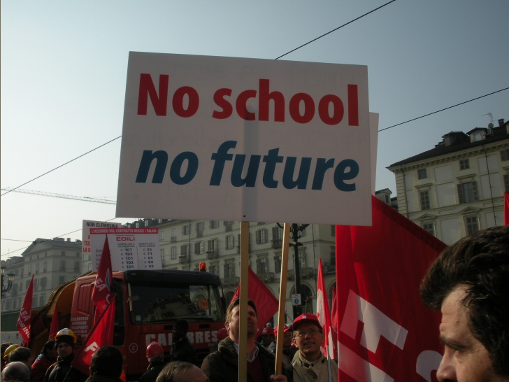 no-scuola-no-futuro